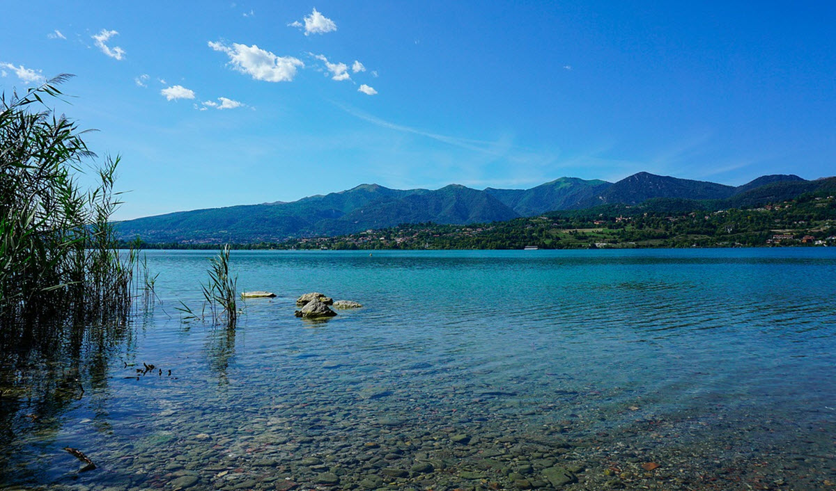 Lake Pusiano