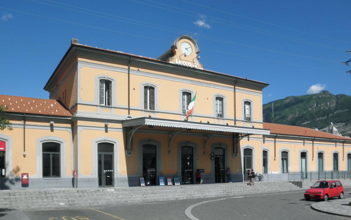 Lecco tågstation